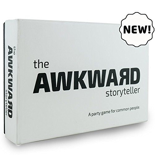 The Awkward Storyteller | Party Game That Involves Everyone in Fun, Laughter and Creative Story-Telling