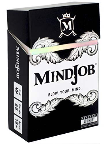 MINDJOB: an adult party game that will blow your mind (optional drinking rules included)