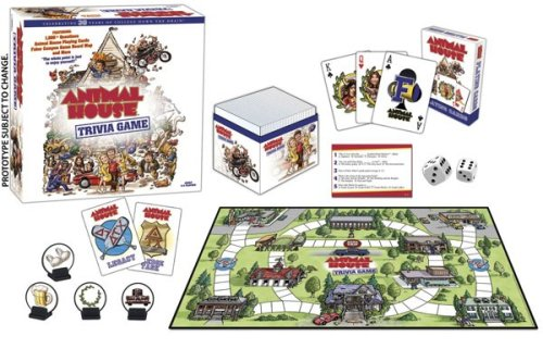 USAopoly Animal House Trivia